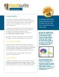 HootSuite Infosheet - Social Analytics (Deutsch/German)