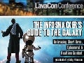 Infosnackers Guide to the Galaxy:  Embracing Short Form, Ephemeral & Realtime Content - LAVACON2014