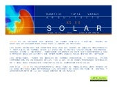 Arquitectura: incidencia solar