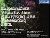 Information Visualization: Analyzin...