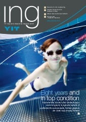 YIT internal magazine - ing 02/2011