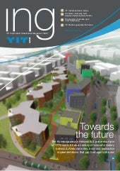 YIT internal magazine - ing 01/2012
