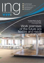 YIT internal magazine - ing 02/2012