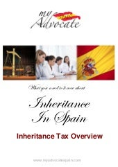 Inheritance tax overview