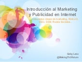 Introducción al marketing y publici...