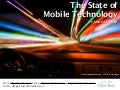 State of the Mobile Industry -- Innotech Portland