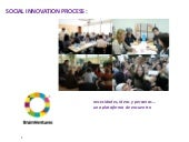 Social Innovation Process:necesidad...