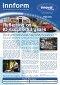 Innoval Technology newsletter 2013/14