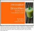 Innovation Smoothies