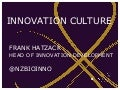 Innovation Culture at Novozymes