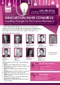 Innovation in HR 2013