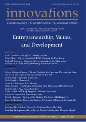Innovations global entrepreneurship...