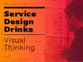 Visual Thinking / Service Design Drinks Berlin