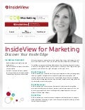 InsideView for Marketing