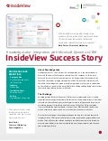InsideView success story Knowledge Lake
