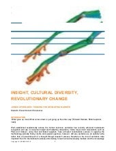 Insights cultural diversity and rev...