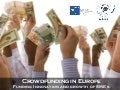 Crowdfunding - Funding innovation and growth of SMEs in Europe