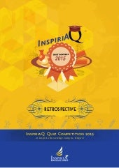 InspiriaQ 2015 | North Bengal's Biggest Quiz Contest
