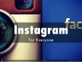 Instagram For Everyone