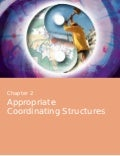 Appropriate  Coordinating Structures Chapter 2