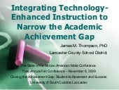 Integrating Technology-Enhanced Ins...