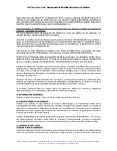 Instructivo informe sexologico