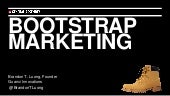 Intro to Bootstrap Marketing