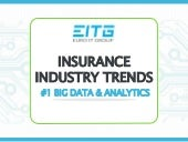Insurance Industry Trends in 2015: #1 Big Data and Analytics