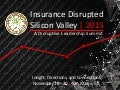 Insurance disrupted | silicon valley | 2015