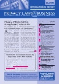 Spain is responsible for 80% of European Data Protection fines. (on page 3)