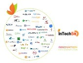 InTech50 Finalists pitching their products to global CIOs in Bangalore on 15th and 16th April