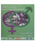Integrating  Gender Into  C B D R M   Training  Manual