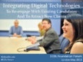 Integrating digital technologies to re-engage with exisiting candidates and to attract new clients ECDL Foundation Forum