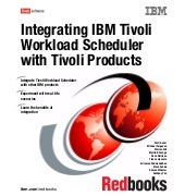Integrating ibm tivoli workload sch...