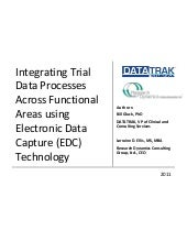 Integrating Trial Data Processes Ac...