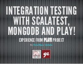 Integration Testing With ScalaTest ...