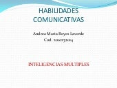 Inteligencia multiples