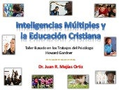 Inteligencias multiples y la educac...