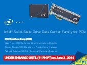 Intel ssd dc data center family for...