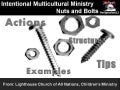 Intentionality in Action: Lighthouse Church of All Nations Children's Ministry
