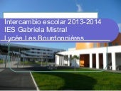 Intercambio escolar 2013 2014 ies g...