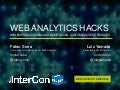 Web Analytics Hacks - Intercon2012