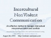 Intercultural nonviolence communica...