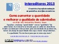Suelybcs no InterEditores 2013