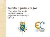 Interface grafica