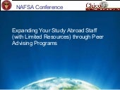 NAFSA 2011 - International Ambassad...