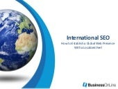 International SEO: How to Establish...