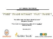 """Free"" Trade without ""Fair"" Trade? ..."
