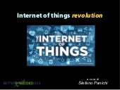 Internet of things revolution