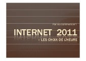 Internet   Strategie Internationale